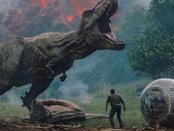 El nuevo dinosaurio de 'Jurassic World: El reino caído'