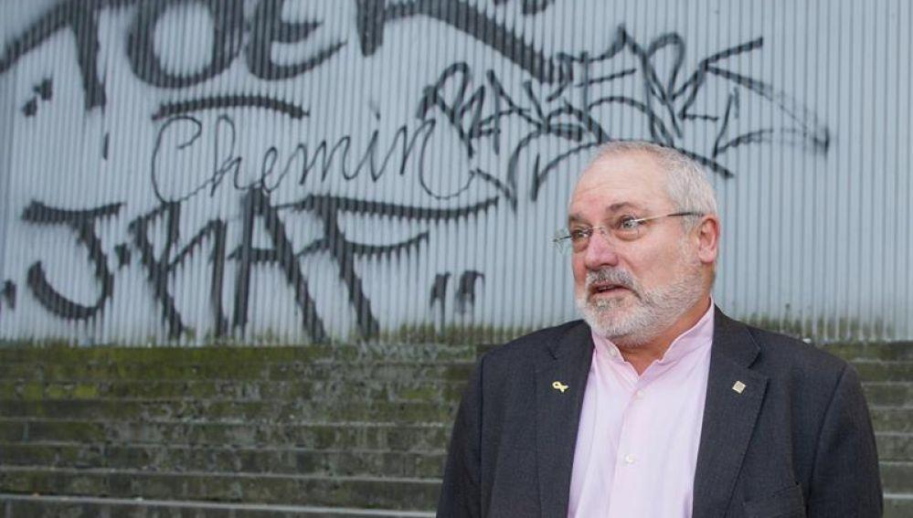El exconseller Lluis Puig en Bruselas