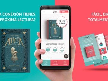 Oh!Libro app