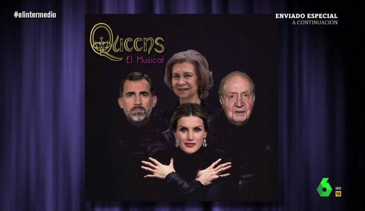 El musical 'Queens' de El Intermedio