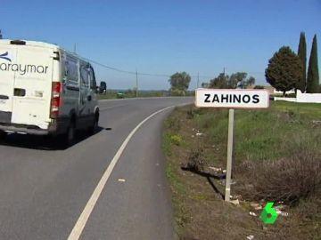 Zahinos, uno de los pueblos más pobres de España