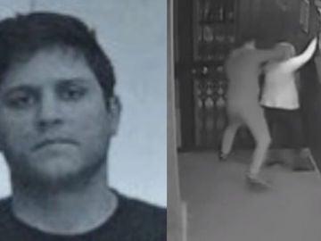 La Policía identifica al agresor del portal de Algeciras