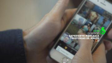 Cita mortal en la redes sociales en Expediente Marlasca