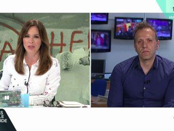 Josu Puelles, hermano de la última víctima de ETA en el País Vasco