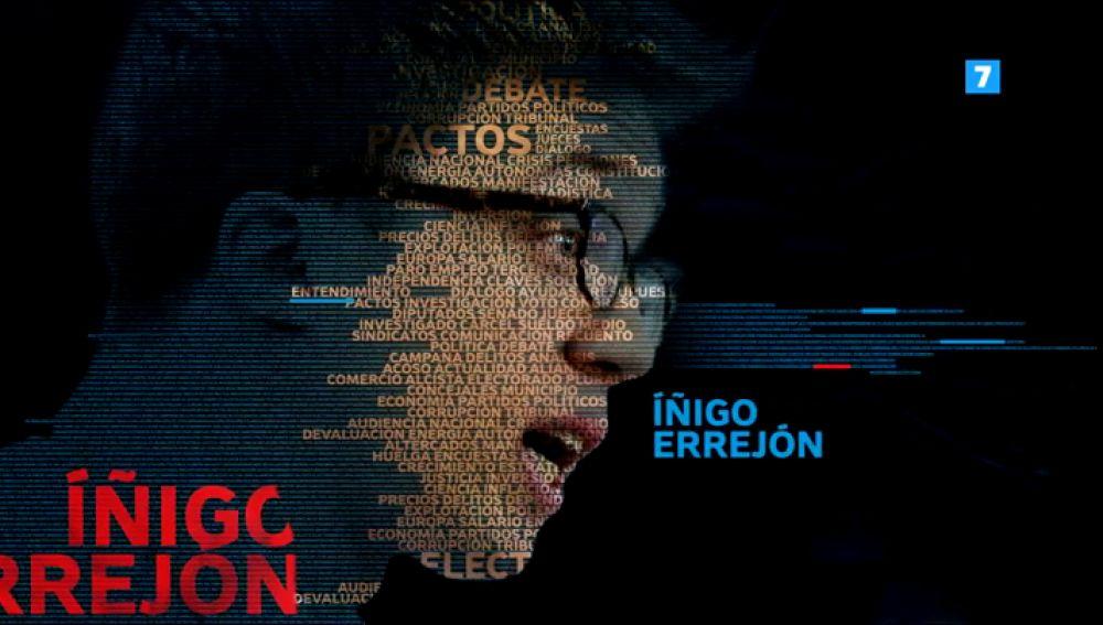 Ana Pastor entrevista a Íñigo Errejón este domingo en El Objetivo