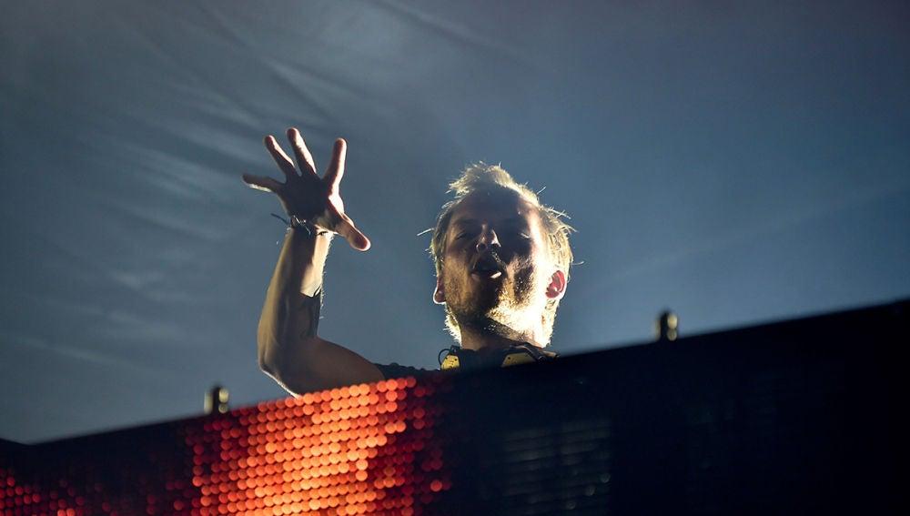 Imagen de archivo de un concierto de Avicii