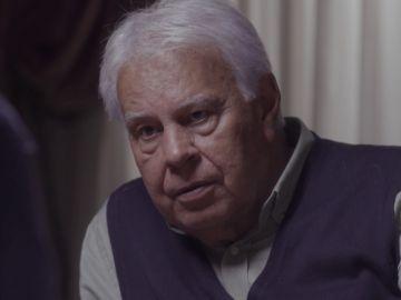 Felipe González en Salvados
