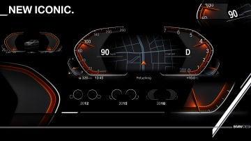 BMW Cuadro Digital