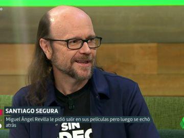 Santiago Segura en Liarla Pardo