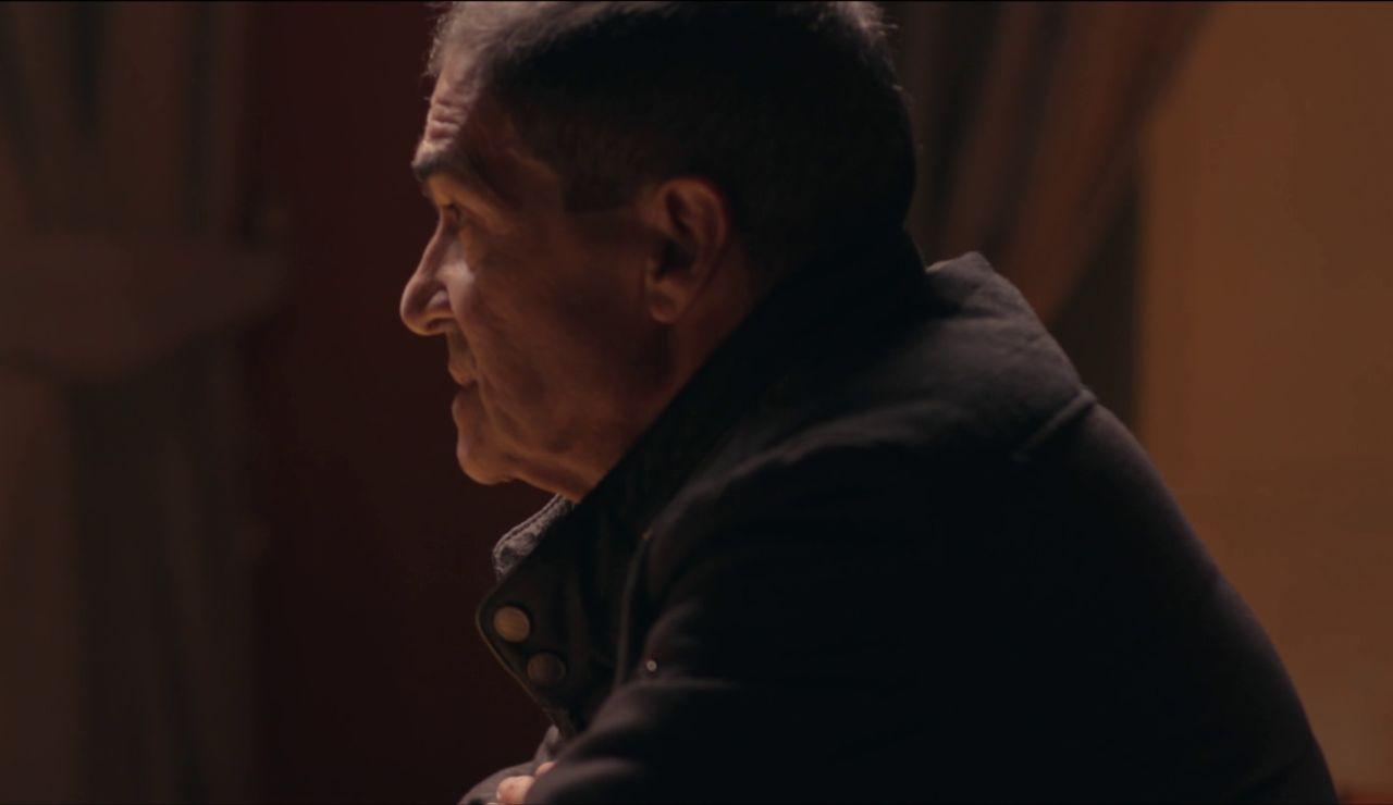 Rafael López Ocaña, autor confeso del asesinato de Santiago Brouard
