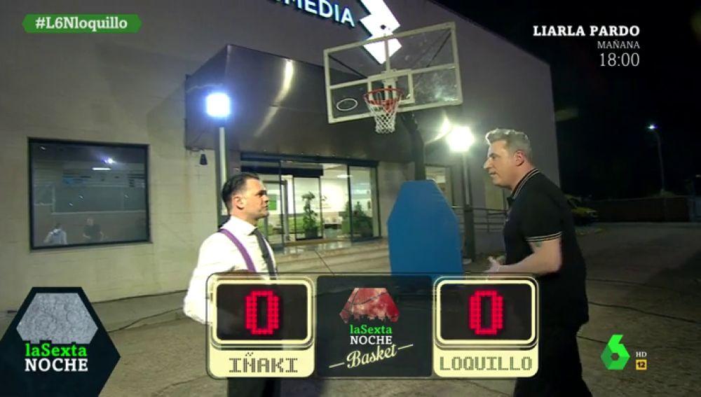 Iñaki López y Loquillo, en laSexta Noche