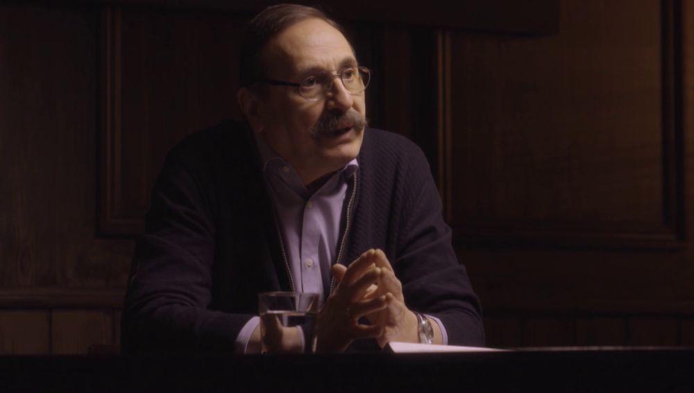 El periodista Victorino Ruiz de Azúa