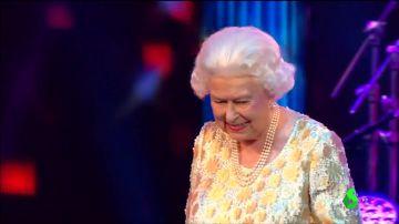 La reina Isabel II celebra su 92 cumpleaños con un concierto en el Royal Albert Hall