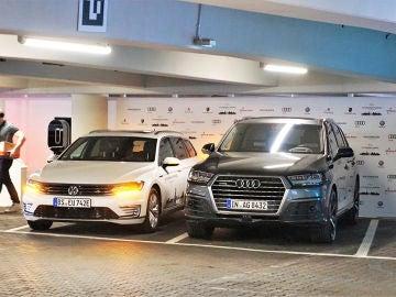 Aparcamiento Volkswagen