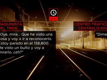 Del primer aviso a las 00:19 al hallazgo del cadáver a las 06:52: las comunicaciones durante la búsqueda de Lucía Vivar