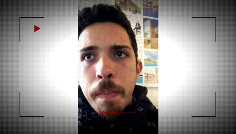 """Víctor Pérez, amigo de Najuzaith, el joven de Puerto Rico brutalmente asesinado en Madrid: """"Esto pudo haber sido un crimen de odio"""""""