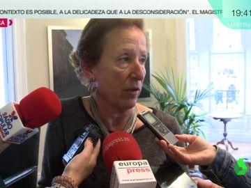 La fiscal de Violencia de Género del Supremo, Pilar Martín Nájera