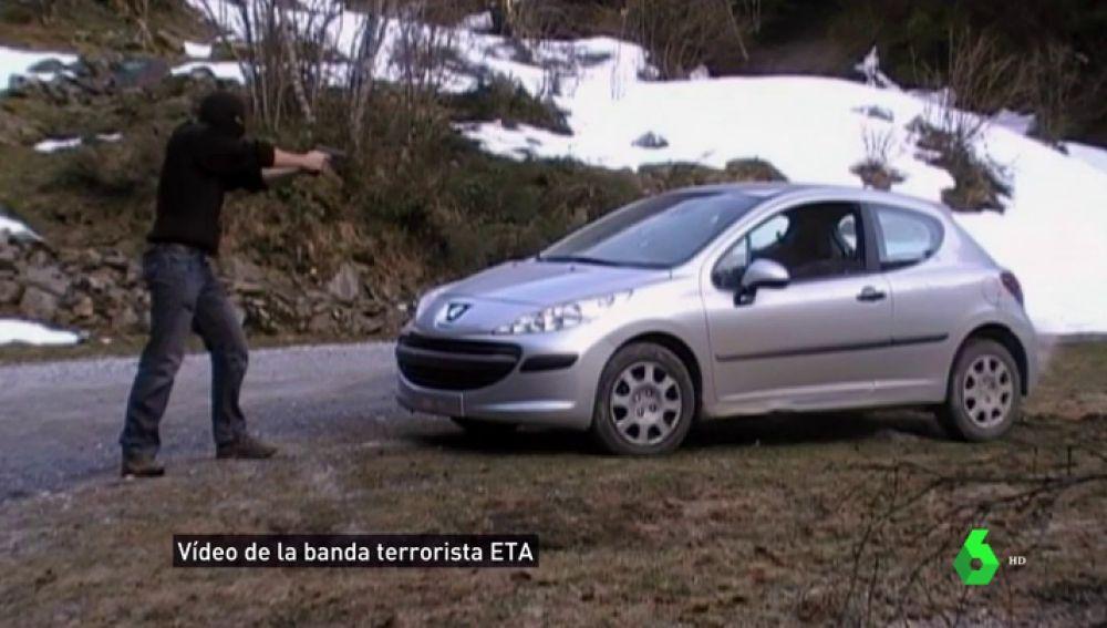 Vídeo de la banda terrorista ETA