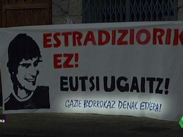 Hernani pide libertad para los presos de ETA
