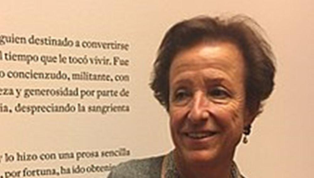 Pilar Martín Najera, fiscal de sala contra la violencia sobre la mujer
