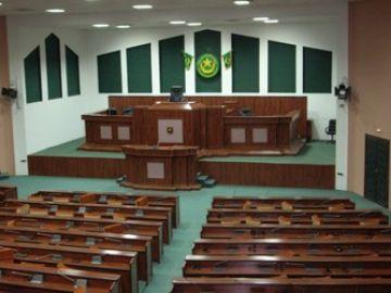 Imagen de la Asamblea Nacional de Mauritania