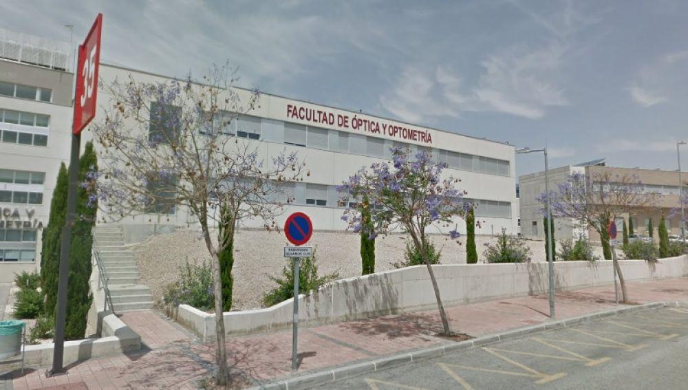 La Facultad de Óptica y Optometría de la Universidad de Murcia