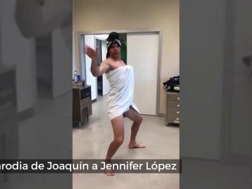 Joaquín vuelve a revolucionar las redes: ¡Parodia a Jennifer López y su nueva canción 'El anillo'!
