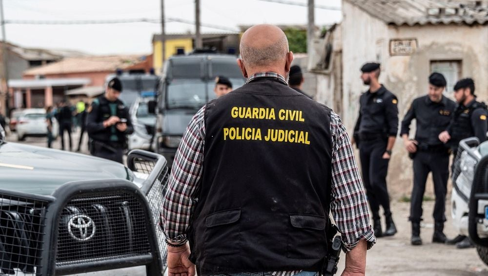 Operación contra el narcotráfico en Mallorca
