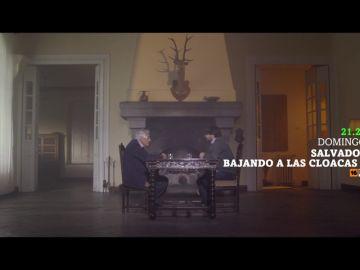 """Rafael Vera, sobre los GAL este domingo en Salvados: """"Me aconsejan el silencio, 'no salgas porque cada vez que lo haces te parten la cara'"""""""