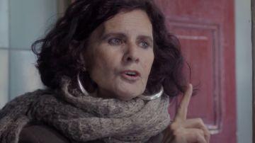 Izaskun Ugarte, viuda del etarra 'Txapela'