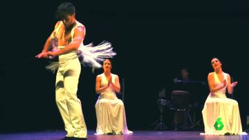 Un espectáculo de danza