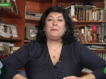 """Almudena Grandes, sobre la sentencia a 'La Manada': """"Parece que si no expones tu vida, no te pueden considerar víctima"""""""