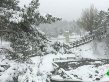 Vuelve el frió y la nieve: las temperaturas caen hasta 20 grados