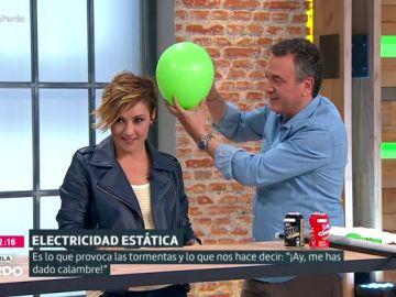 Cristina Pardo y Roberto Brasero