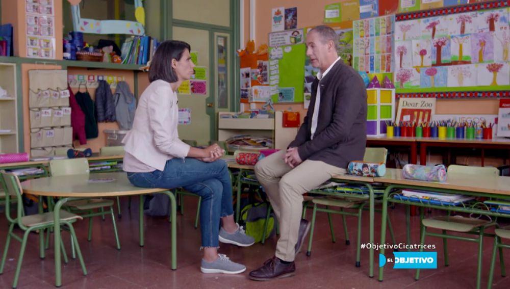 """Luis Esteban: """"Hace poco le decías a tu hijo que estudiara una carrera para ganar un sueldo digno, pero eso se ha perdido"""""""