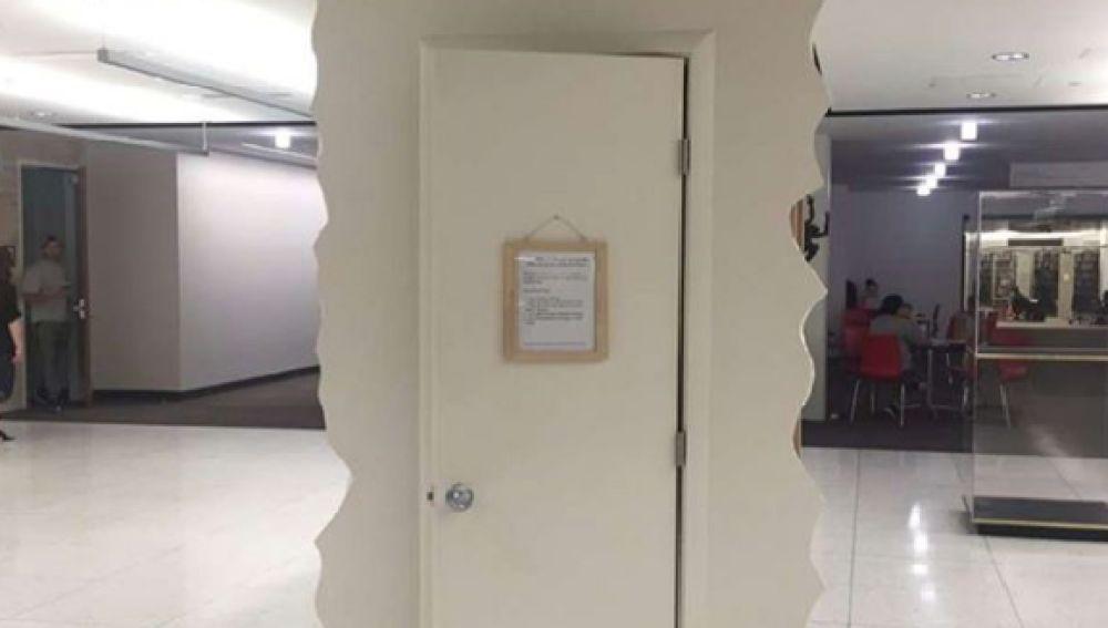 LA SEXTA TV | Una universidad de EEUU instala \'El armario del llanto ...