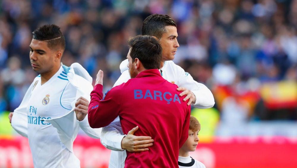 Deportivo: El crack, también habló sobre su relación con Lionel Messi