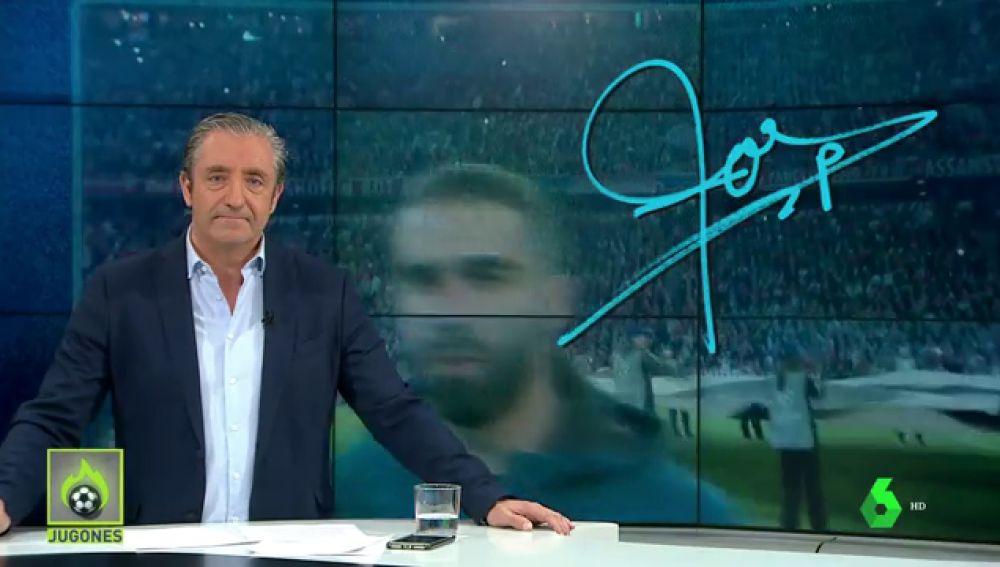"""""""No será una celebración completa. Mañana los culés pondrán la tele para ver la Champions y otra vez estará el Madrid"""""""