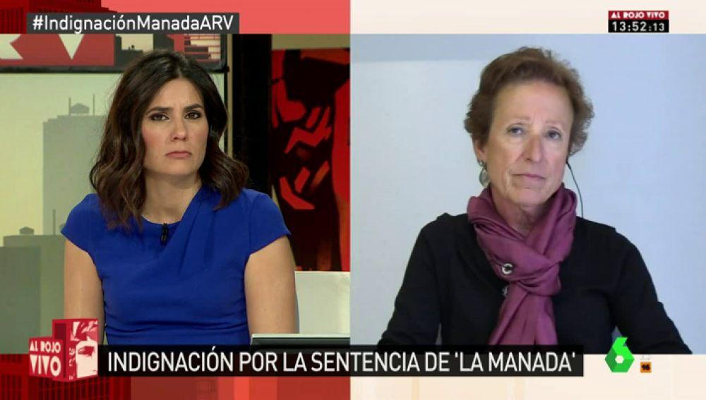 Pilar Martín Nájera, fiscal de la Sala Delegada de Violencia sobre la Mujer del TS