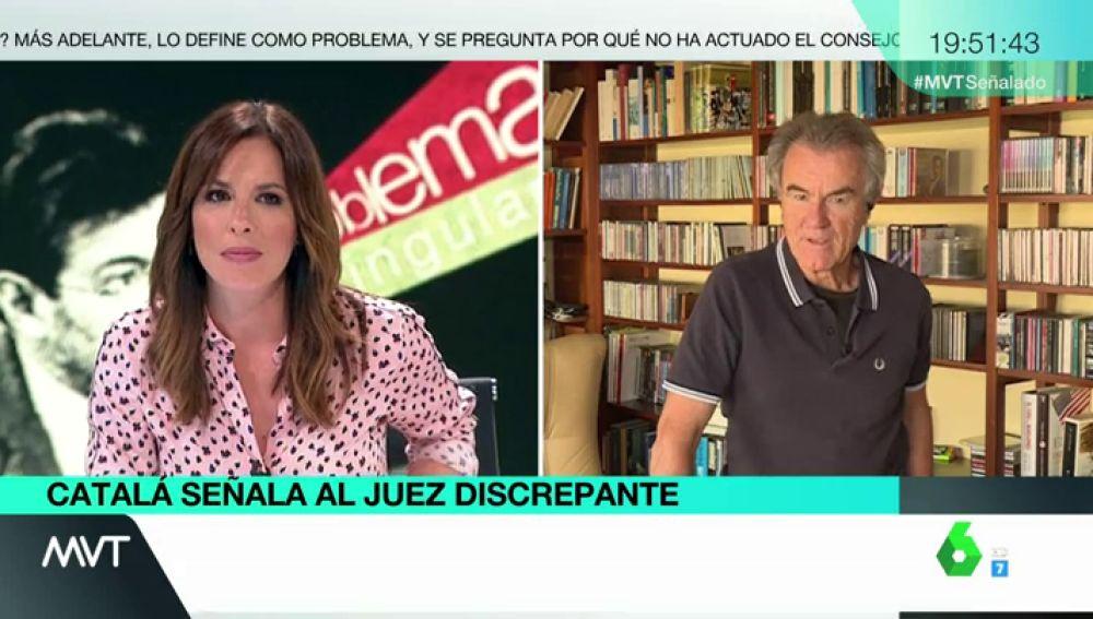 El catedrático de Derecho Constitucional Javier Pérez Royo