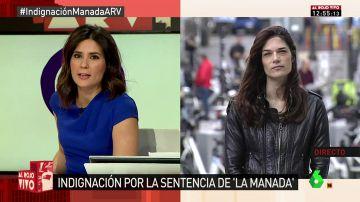 La diputada de Podemos en la Asamblea de Madrid, Clara Serra
