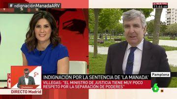 El vocal del CGPJ Juan Manuel Fernández