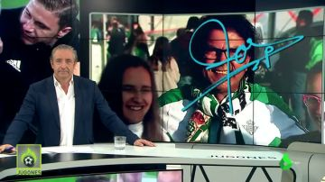 """""""Esto es el Betis. Hoy, el primer equipo de Sevilla"""""""