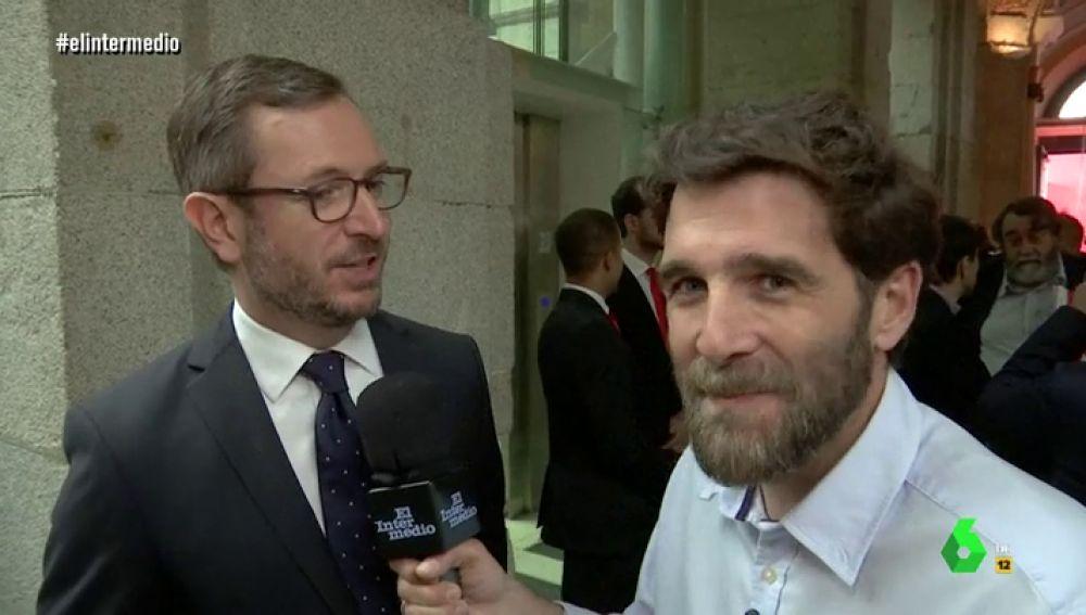 """El 'zasca' de Gonzo al PP: """"Gürtel, Lezo, Púnica, Cifuentes... ¿qué ha hecho la Comunidad de Madrid a su partido para que la traten así?"""""""
