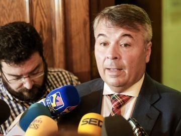 Agustín Martínez Becerra, abogado de 'La Manada'