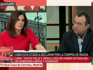 Manuel Cobo, exvicealcalde de Madrid