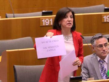 VÍDEO REEMPLAZO | Las críticas a la sentencia de 'La Manada' llegan al Parlamento Europeo: piden cambiar las leyes
