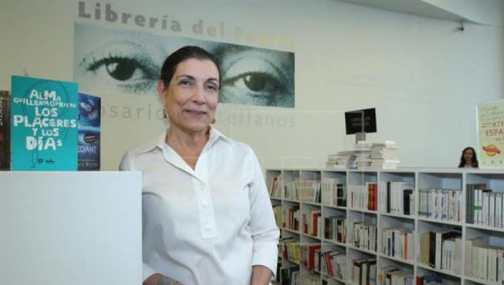 Alma Guillermoprieto, premio Princesa de Asturias de Comunicación
