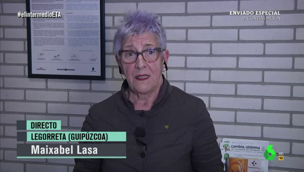 Maixabel Lasa