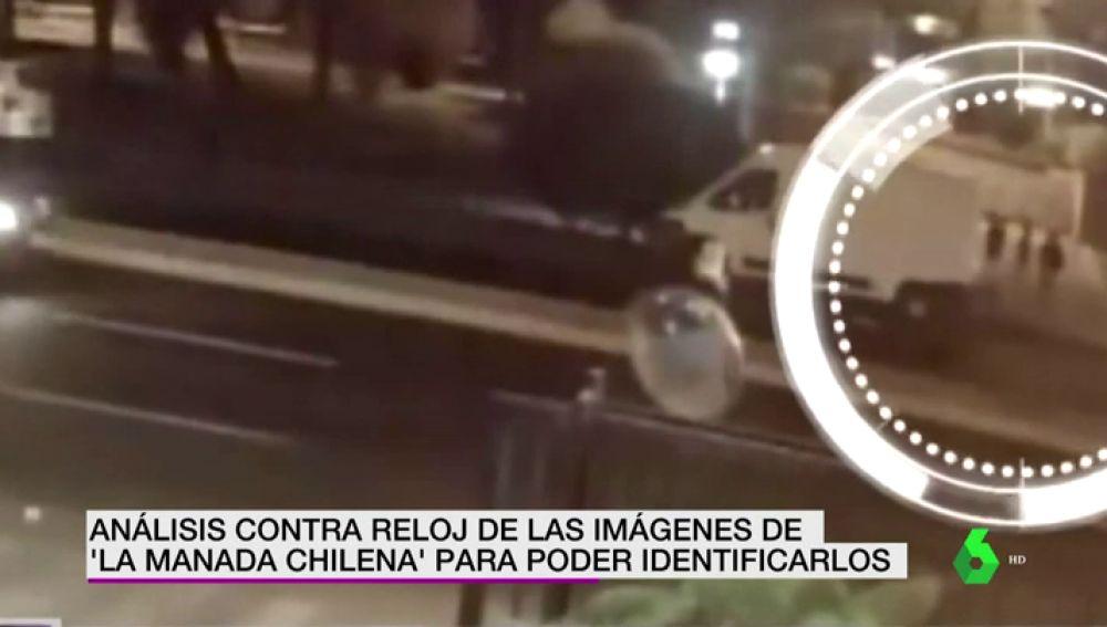 Buscan a la 'Manada chilena': cinco hombres que violaron a una mujer amenazándole a punta de cuchillo